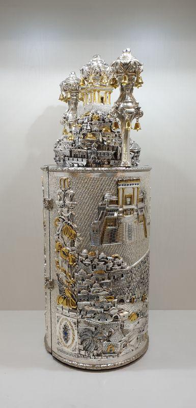 דגם בית המקדש קטן